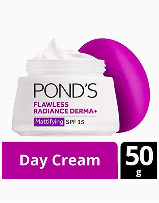 Flawless Radiance Derma+ Mattifying Day Cream 50g by Pond's