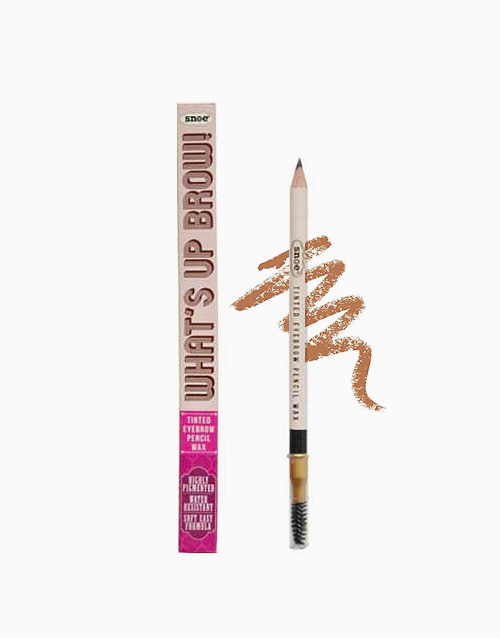 Whats Up Brow! Tinted Eyebrow Pencil Wax  by Snoe Beauty | Khaki