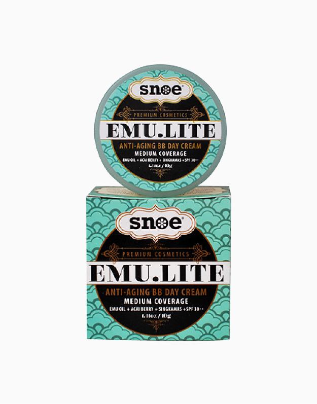 Emu.Lite Anti-Aging BB Day Cream by Snoe Beauty