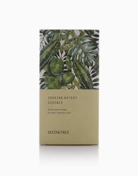 Shaking Watery Essence – Restoring Skin Barrier & Balancing by Seed & Tree