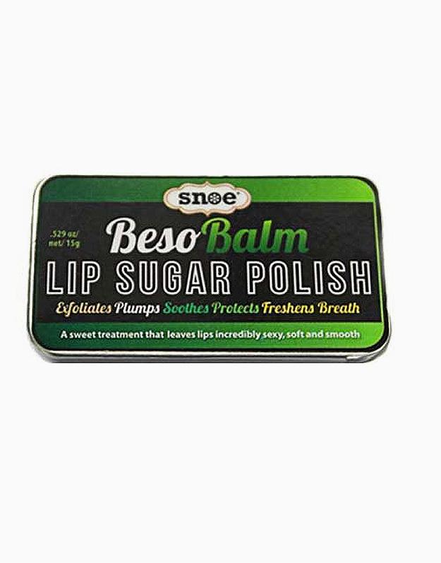 BesoBalm Lip Sugar Polish by Snoe Beauty