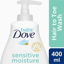 Sensitive Baby Wash (400ml) by Baby Dove