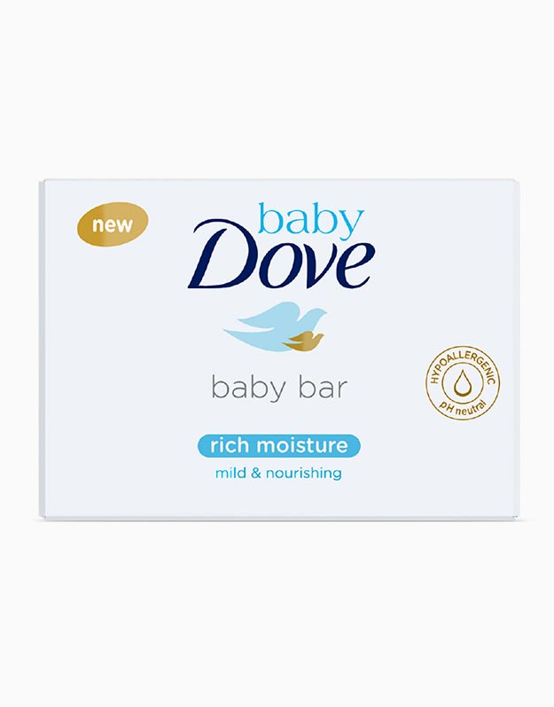 Baby Dove Baby Bar Rich Moisture 75g by Baby Dove