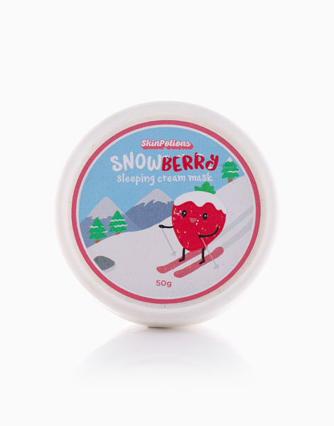 Snowberry Cream by Skinpotions