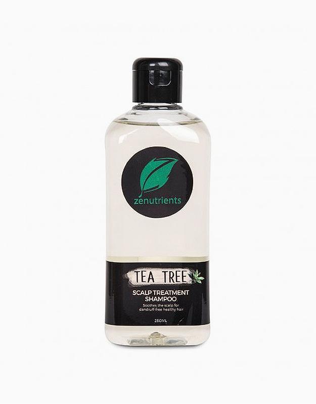 Tea Tree Scalp Care Shampoo by Zenutrients