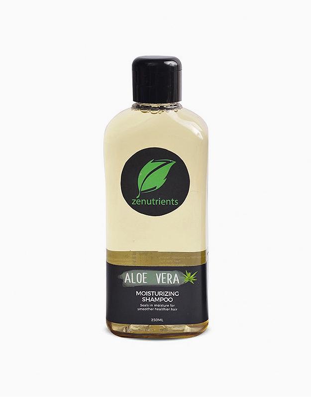 Aloe Vera Moisturizing Shampoo by Zenutrients