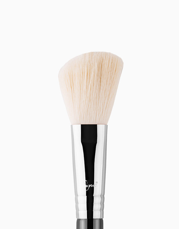 F40 Large Angled Contour Brush by Sigma