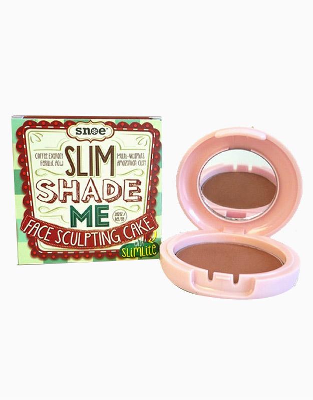 Slim Shade Me Face Sculpting Cake by Snoe Beauty | Walnut