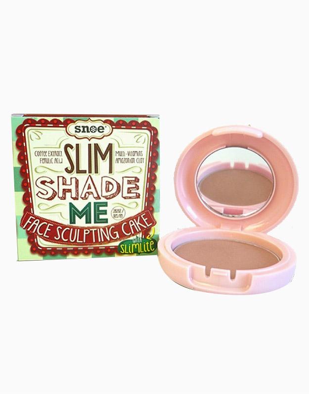 Slim Shade Me Face Sculpting Cake by Snoe Beauty | Peanut
