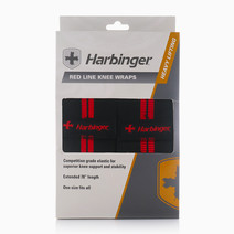 Red Line Knee Wraps by Harbinger