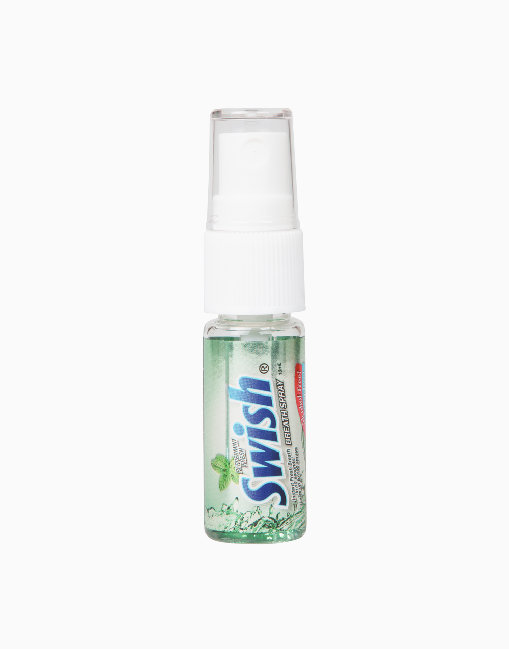 Swish Breathspray (10ml) by Swish | Peppermint Fresh