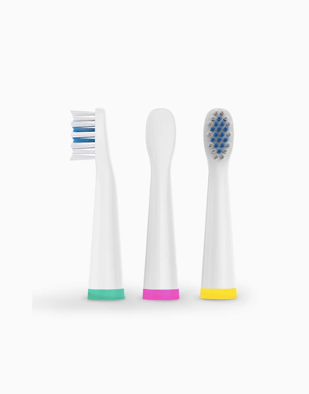 Toothbrush Replacement Heads by HiMirror