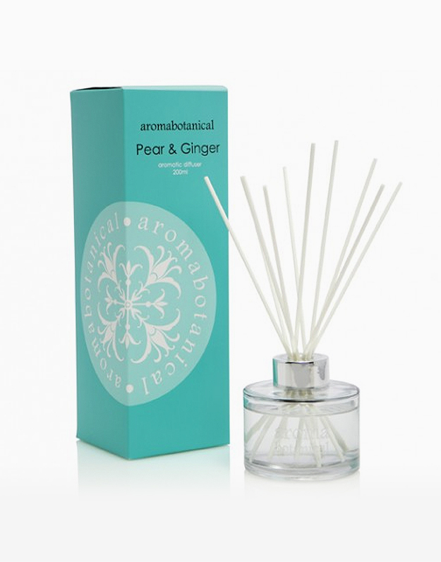 Reed Diffuser by Aromabotanical Philippines | Pear and Ginger