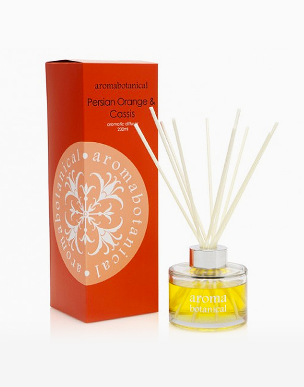 Reed Diffuser by Aromabotanical Philippines | Persian Orange and Cassis