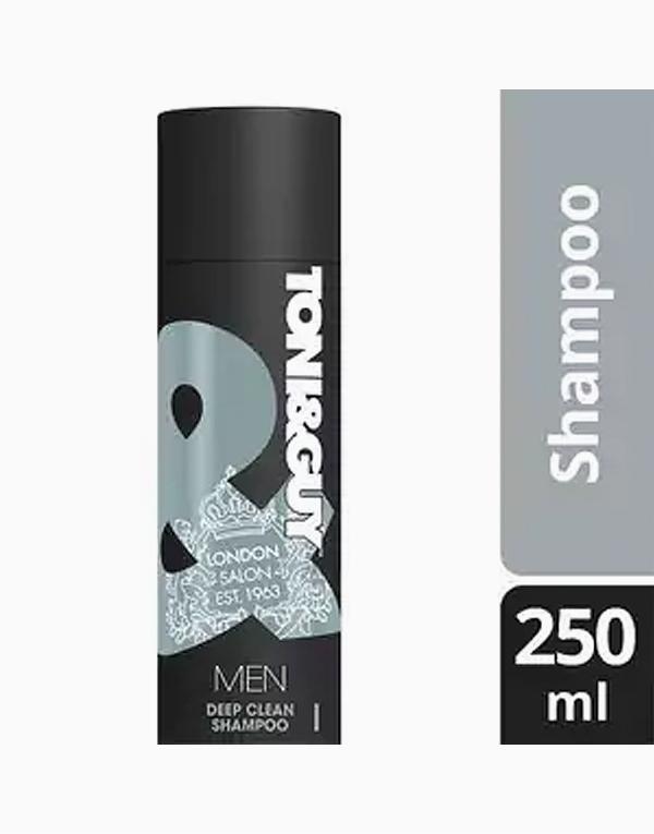 Toni & Guy Men Shampoo Deep Clean 250ml by Toni & Guy