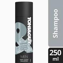 Men Shampoo Deep Clean  by Toni & Guy