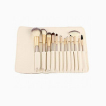 12pc Brush Set w/ Case by Brush Works