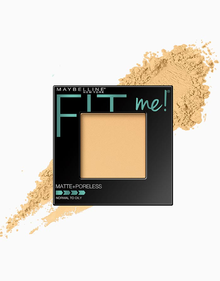 Fit Me Matte Poreless Powder by Maybelline | 120 Classic Ivory