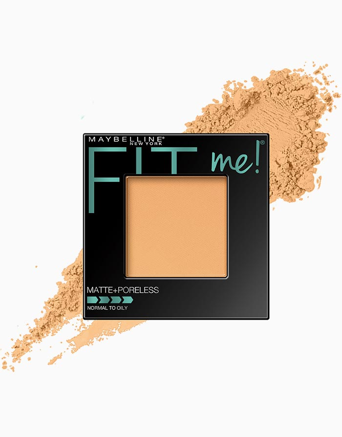 Fit Me Matte Poreless Powder by Maybelline | 230 Natural Buff