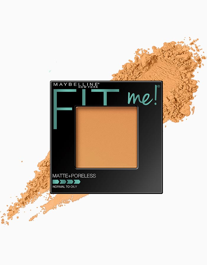 Fit Me Matte Poreless Powder by Maybelline | 330 Toffee