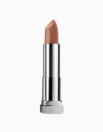 ColorSensational Creamy Matte Brown Nude Lipstick by Maybelline   NUDE EMBRACE