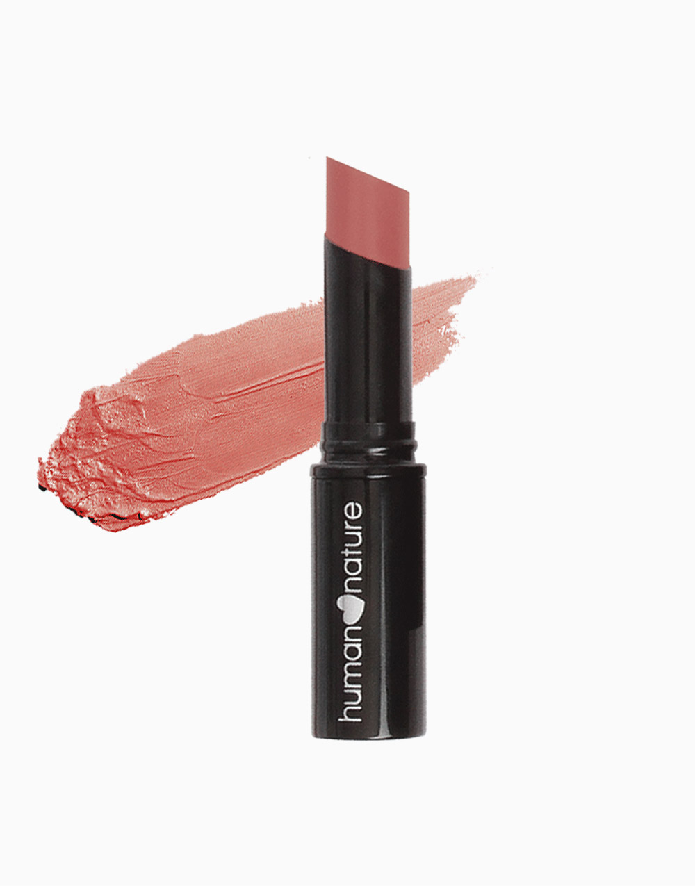Mineral ColorCreme Lipstick  by Human Nature | CORAL KISS