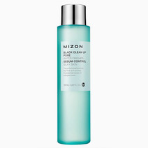 Black clean up pore toner water finisher