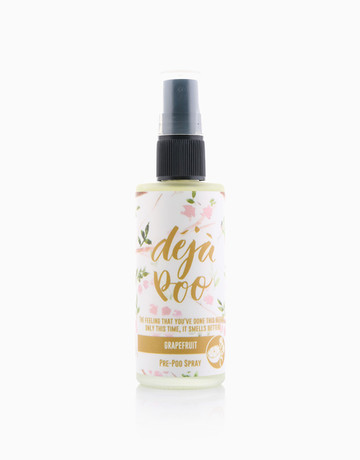 Déjà Poo Pre-Poo Spray in Grapefruit (60ml) by Deja Poo