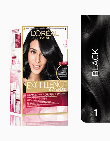 L'Oreal Paris Excellence Creme by L'Oréal Paris | No.1 Black