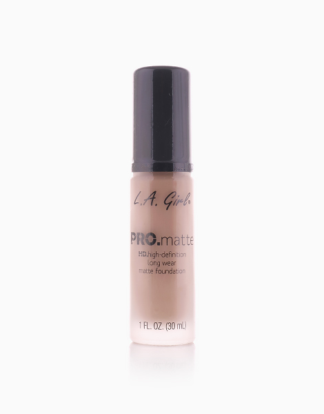 Pro Matte Foundation by L.A. Girl | Natural