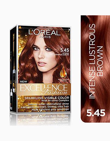 L'Oreal Paris Excellence Fashion by L'Oréal Paris   No.5.45 Intense Lustrous Auburn