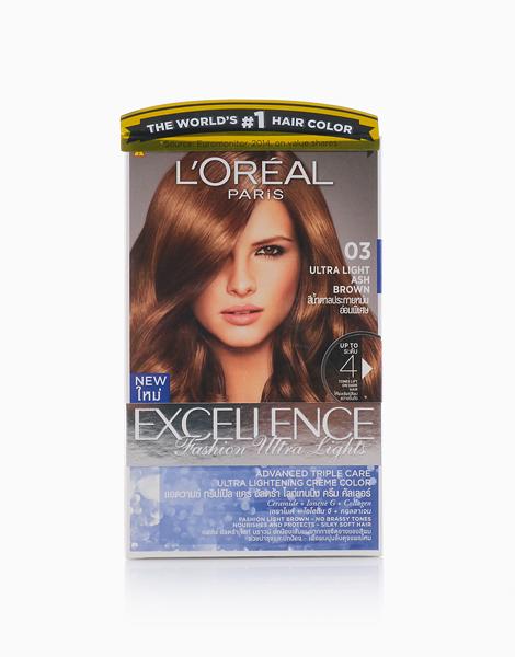 L'Oreal Paris Excellence Fashion by L'Oréal Paris   03 Ash Brown