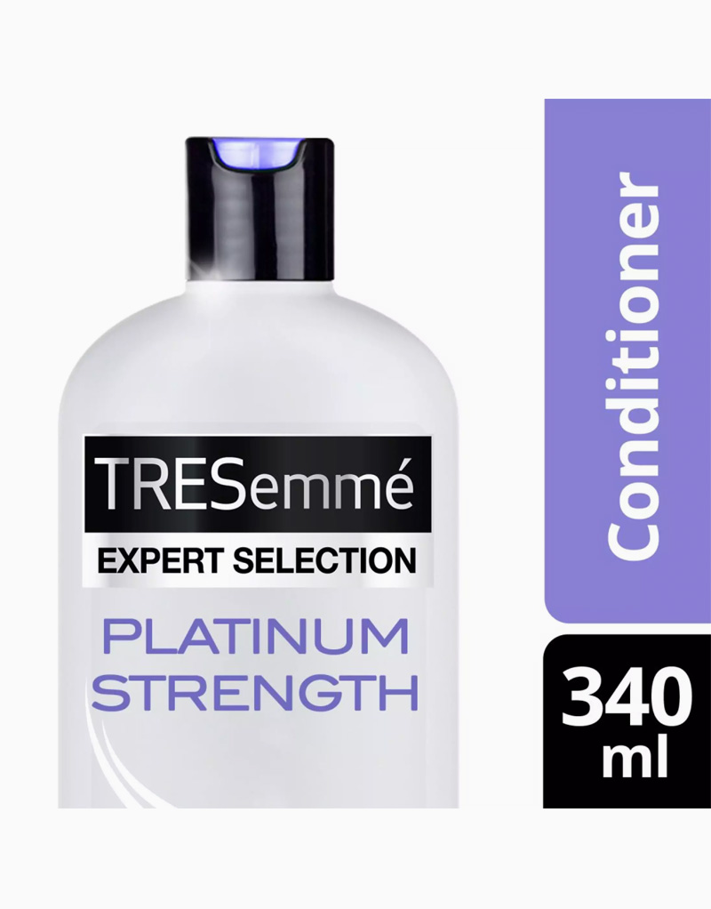 Tresemme Hair Conditioner Platinum Strength 340ml by TRESemmé