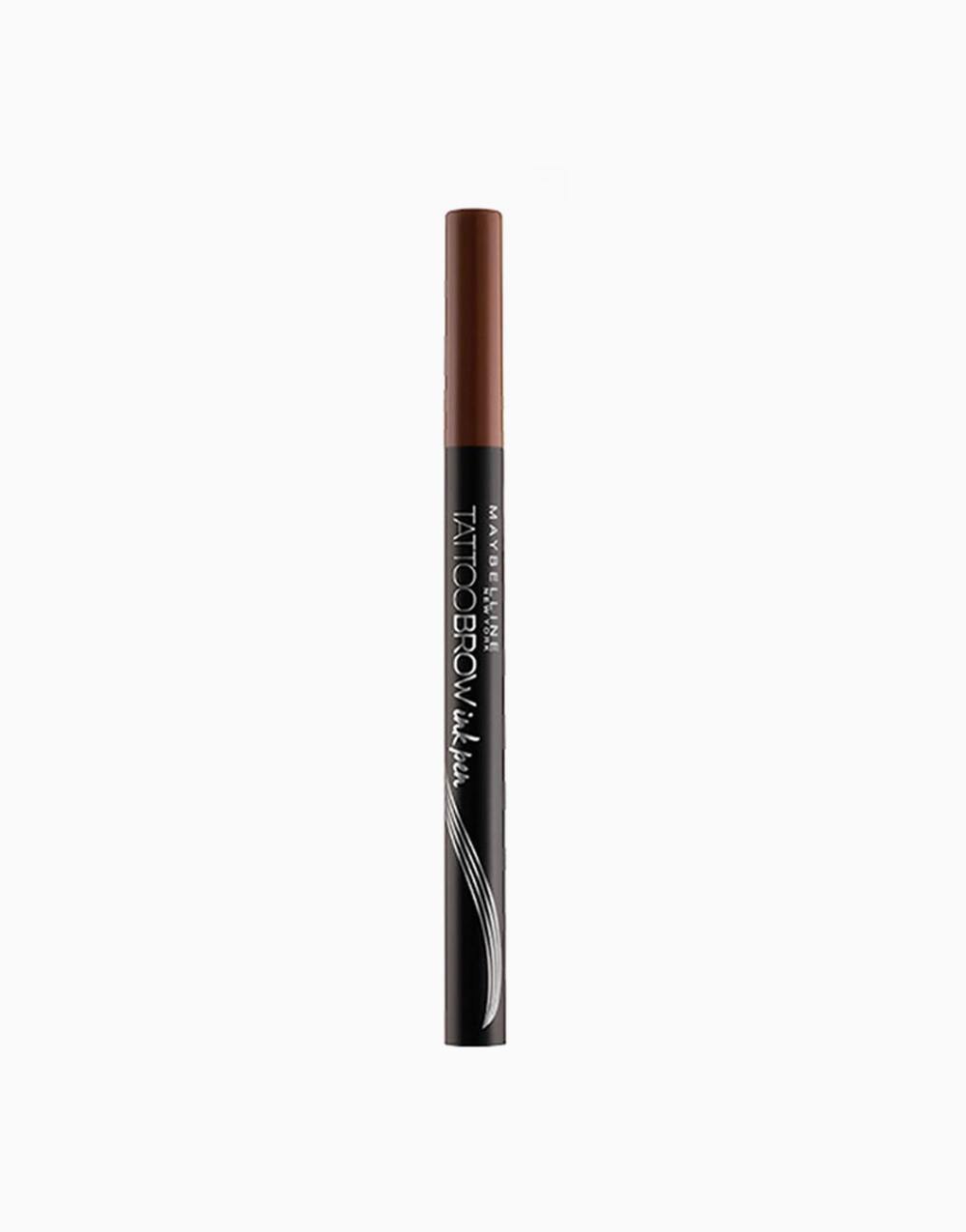 Tattoo Brow Ink Pen by Maybelline | Red Brown
