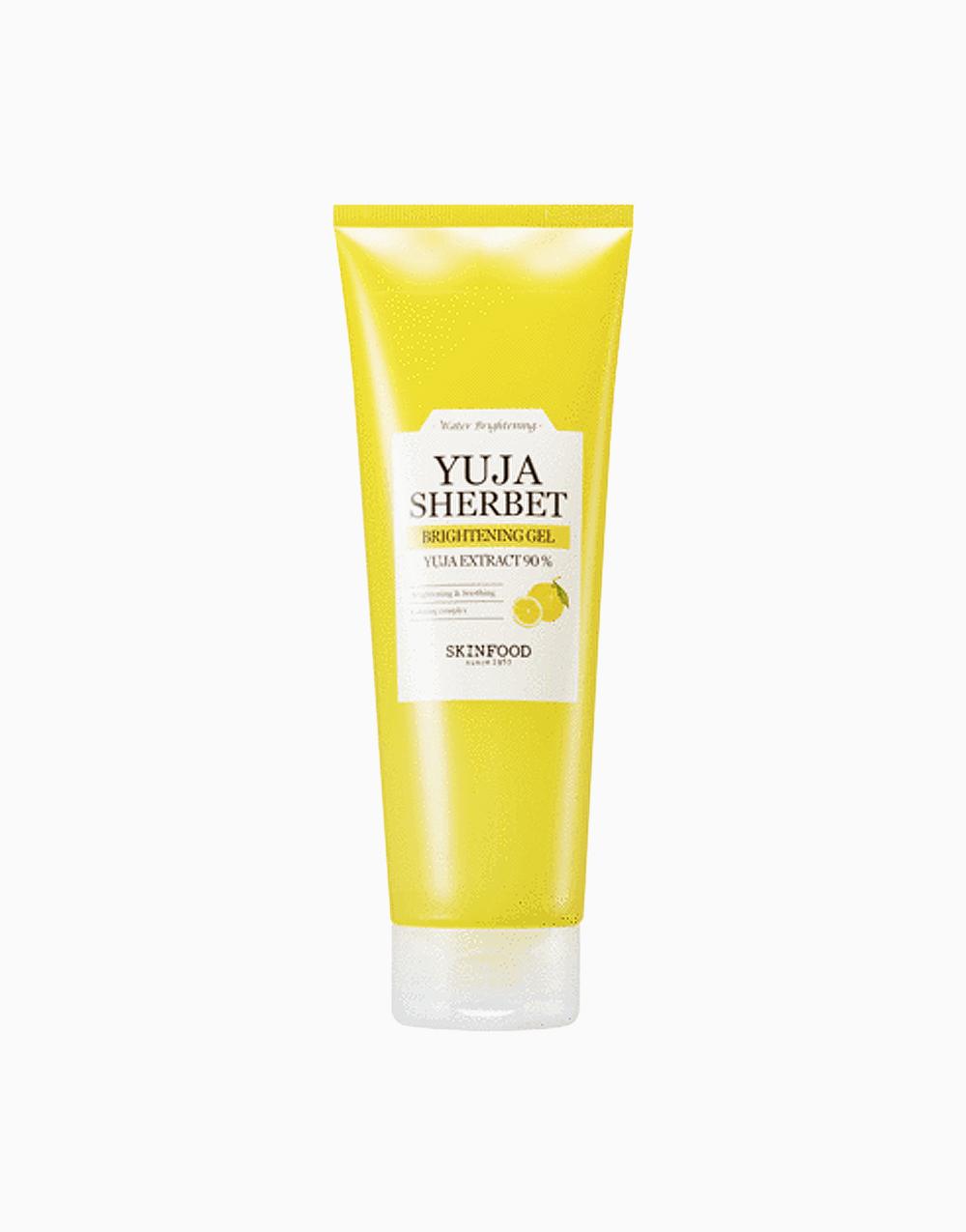 Yuja Sherbet Brightening Gel 90% by Skinfood