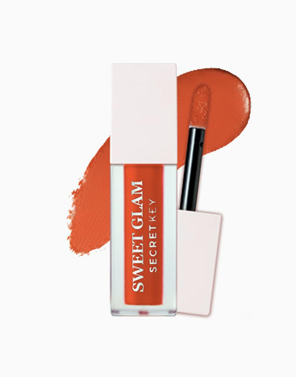 Sweet Glam Velvet Tint (5g) by Secret Key | Orange Berry