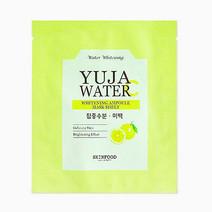 Yuja Water Whitening Ampoule Mask Sheet by Skinfood