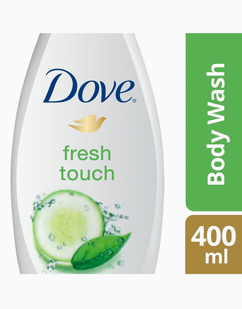Dove Body Wash Go Fresh Cool Moisture 400ml  by Dove