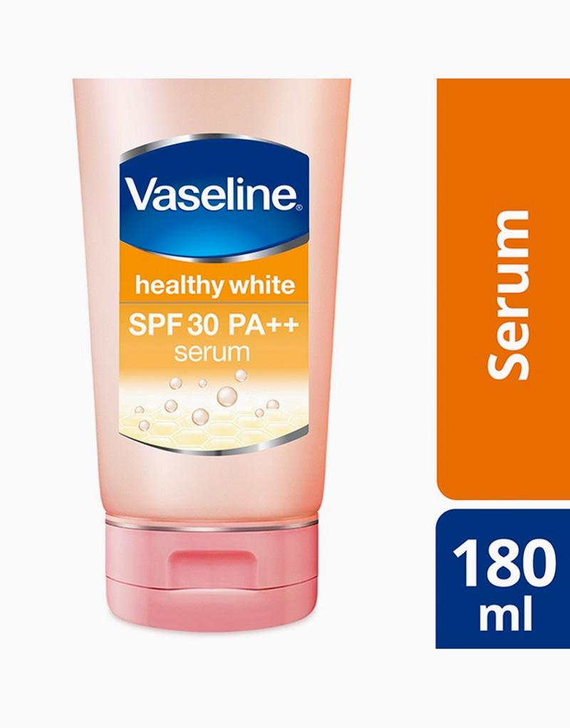 Vaseline Serum Healthy White Spf 30 180ml  by Vaseline