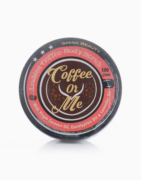 Coffee or Me Arabica Coffee Body Scrub by Smink Beauty PH