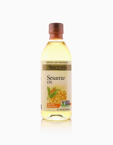 Organic Sesame Oil (16oz) by Spectrum