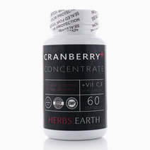 Cranberry+ 3x Concentrate by Herbs of the Earth