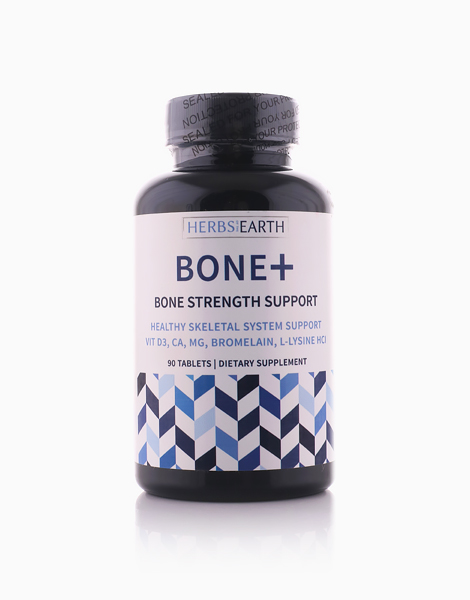 Bone Strength (90 Tablets) by Herbs of the Earth