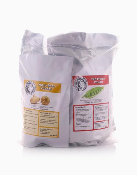 Vegan Protein Bundle by Roarganics