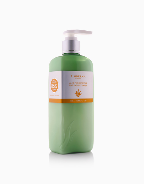 Aloe Nourishing Hair Conditioner (260ml) by Aloderma