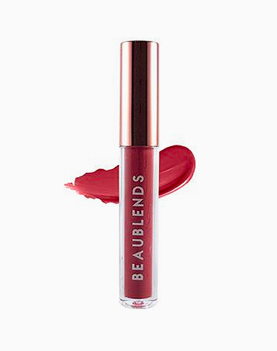 Matte Liquid Lipstick by Beaublends | Ambitious