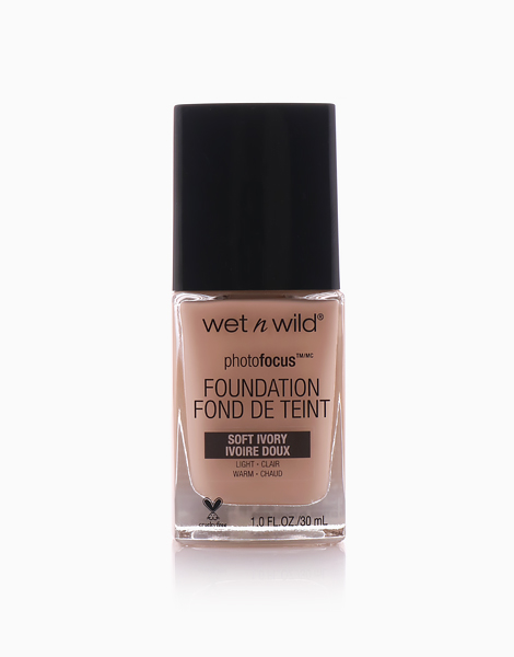 Photo Focus Foundation by Wet n Wild | Soft Ivory