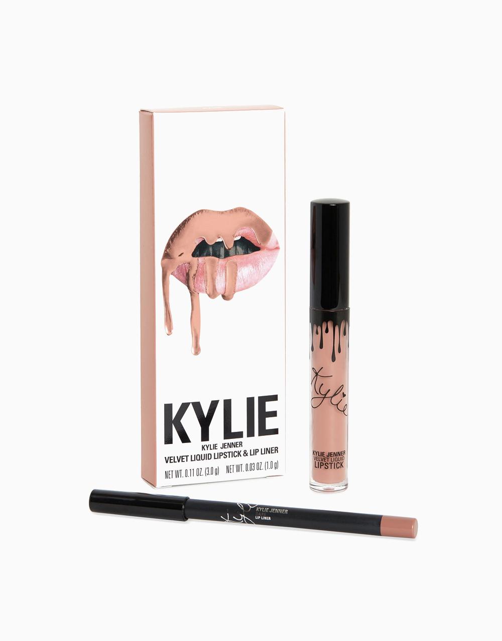 Bare Lip Kit [Bare Velvet Lip Kit] by Kylie Cosmetics