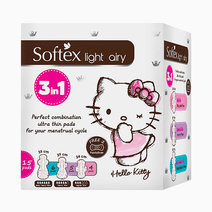 Ultra Thin 3-in-1 Combo Box by Softex