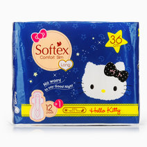 Slim with Wings 36cm (12 pads) by Softex